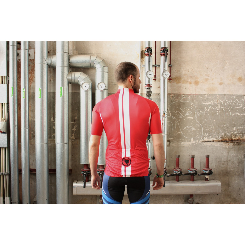 Endura - FS260 Pro Printed Jersey - Cycling jersey · Endura ... c456e696e