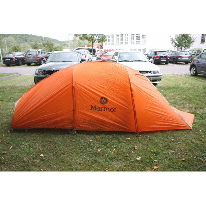 Image 3 from Anna-Maria of Marmot - Eclipse Tunnel 2P - 2-person  sc 1 st  Alpinetrek & Marmot Eclipse Tunnel 2P - 2-Person Tent | Buy online | Alpinetrek ...