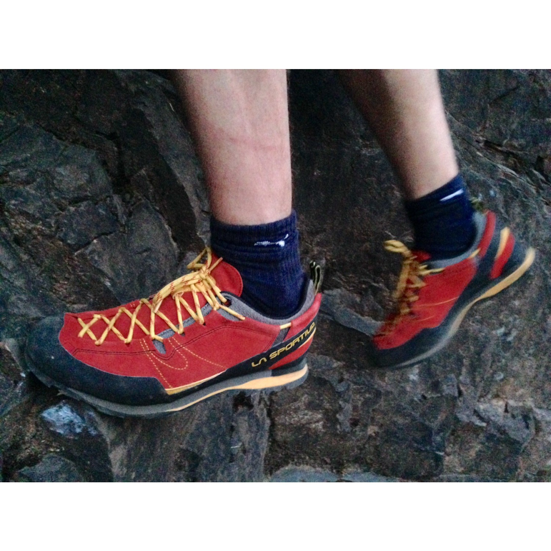 La Sportiva Boulder X Approach Shoes Free Uk Delivery