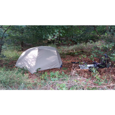 Image 2 from Uwe of Big Agnes - Copper Spur HV UL 1 - 1-man tent