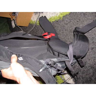 Image 3 from Johannes of Black Diamond - Epic 45 - Alpine backpack