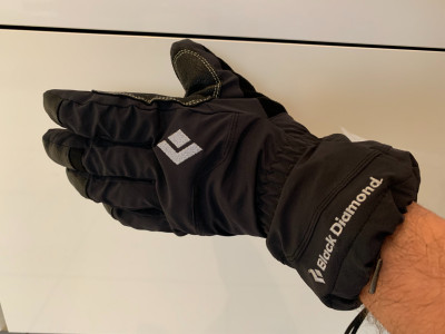 Image 2 from Timo of Black Diamond - Glissade - Gloves