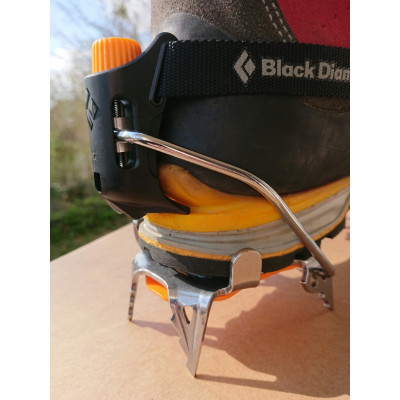 Image 1 from Camille of Black Diamond - Sabretooth stainless steel - Crampons