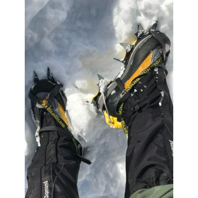 Image 1 from Andreea of Black Diamond - Sabretooth stainless steel - Crampons