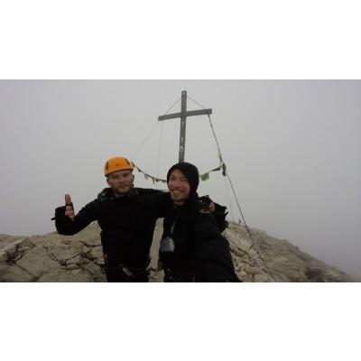 Image 1 from Sascha of Edelrid - Zaphod - Softshell hoodie