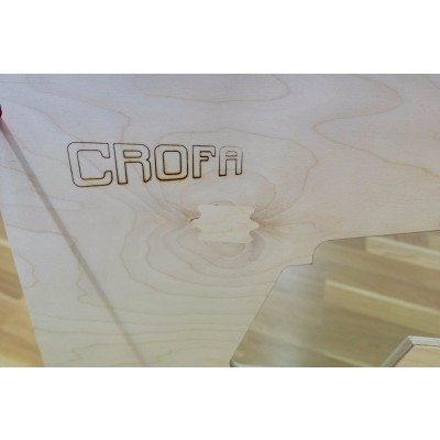 Image 2 from Thomas of Heckmann Holzbau - Crashpad-Sofa ''Crofa'' - Crash pad