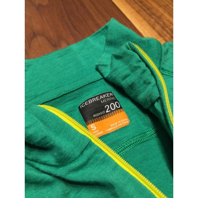 Image 2 from Gear-Tipp of Icebreaker - Oasis LS Half Zip - Functional long-sleeve