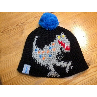 Image 1 from Torsten of Kask of Sweden - Kid's T-Rex - Beanie