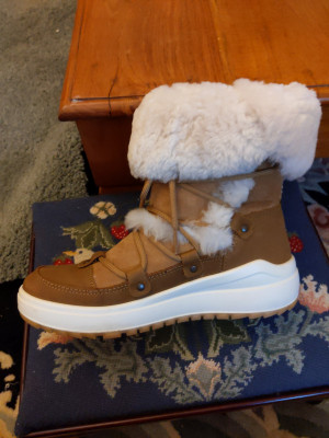 Image 1 from Christiane of Kastinger - Wannera - Winter boots