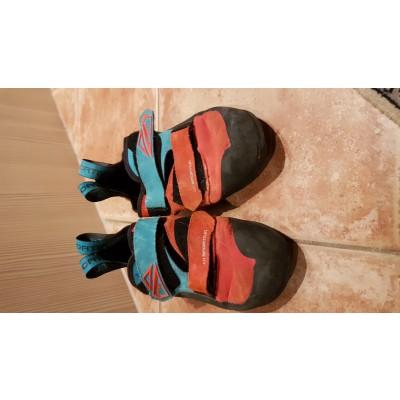 Image 1 from David of La Sportiva - Katana - Climbing shoes