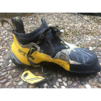Image 1 from Carina of La Sportiva - Solution - Climbing shoes