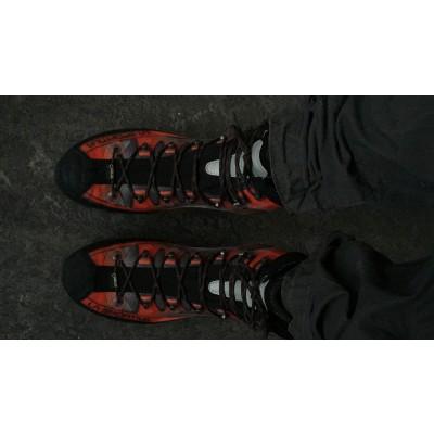 Image 2 from Liam of La Sportiva - Trango Cube GTX - Mountaineering boots