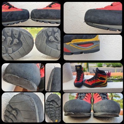 Image 5 from Gian Andrea of La Sportiva - Trango Tower GTX - Mountaineering boots
