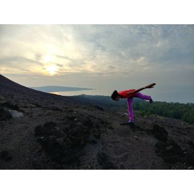 Image 2 from Poonam of La Sportiva - Women's Mantra Pant - Climbing trousers