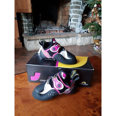 Image 1 from Camille of La Sportiva - Women's Solution - Climbing shoes