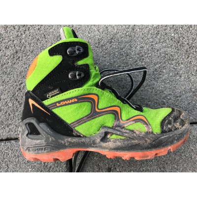 Image 1 from Verena of Lowa - Innox GTX Mid Junior - Walking boots
