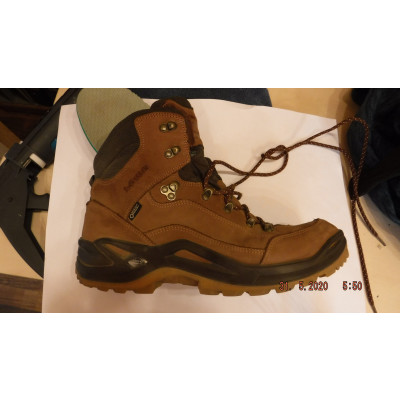 Image 1 from Nigel of Lowa - Renegade GTX Mid - Walking boots