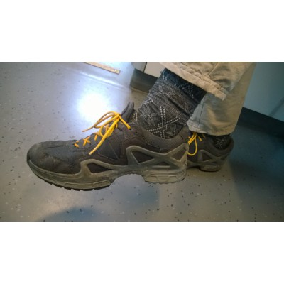Image 1 from André of Lowa - Tiago GTX Mid - Walking boots