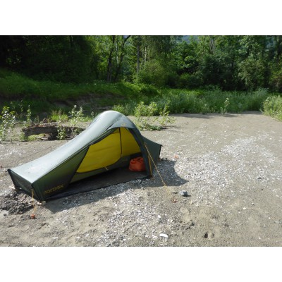 Image 1 from Thomas of Nordisk - Telemark 1 LW - 1-man tent