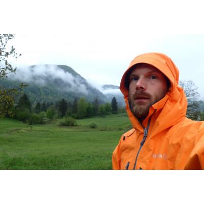 Image 2 from Douglas of Norrøna - Trollveggen Gore-Tex Light Pro Jacket - Waterproof jacket
