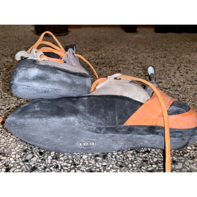 Image 2 from Andre of Ocun - Jett LU - Climbing shoes