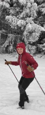 Image 2 from Simone of Ortovox - Women's 2L Swisswool Leone Jacket - Wool jacket