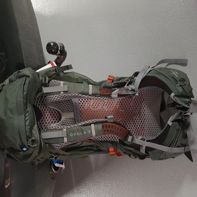 Image 1 from alex of Osprey - Atmos AG 50 - Touring backpack