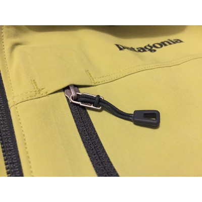 Image 1 from Willy of Patagonia - Knifeblade Jacket - Softshell jacket