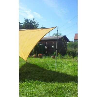 Image 2 from Carsten of Relags - Upright pole Aluminum Big (2-pack) - Tarp
