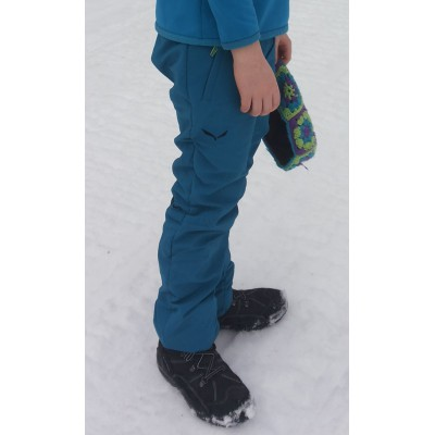 Image 2 from Aline of Salewa - Kid's Alpago 2 DST Pant - Softshell pants
