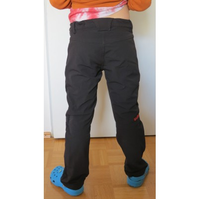 Image 1 from Aline of Salewa - Kid's Alpago 2 DST Pant - Softshell pants