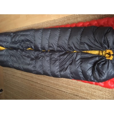 Image 4 from Jan of Sea to Summit - Ember Eb II - Down sleeping bag