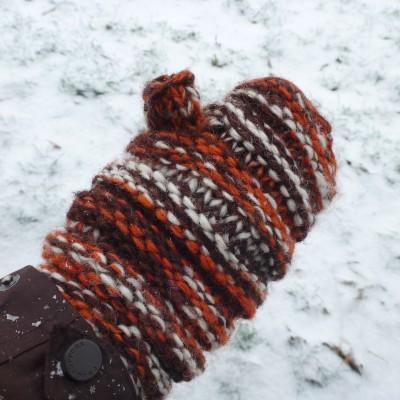 Image 6 from Karen of Sherpa - Women's Rimjhim Handwarmers 2 - Gloves
