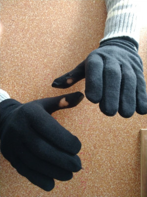 Image 1 from Jean-Luc of Snowlife - Merino Liner - Gloves