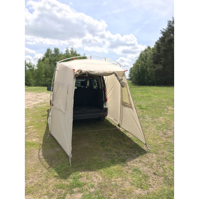 Image 1 from Christopher of Vaude - Drive Wing - Motorhome awning