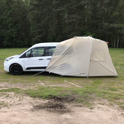 Image 3 from Christopher of Vaude - Drive Wing - Motorhome awning