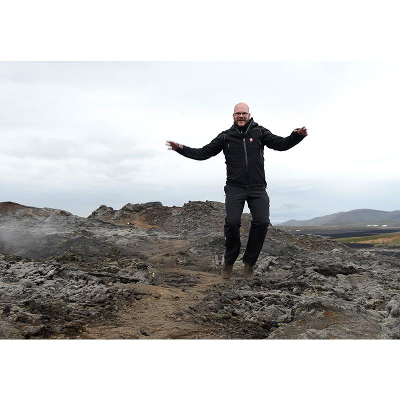 Image 1 from Anja of 66 North - Vatnajökull Softshell Pants - Softshell trousers