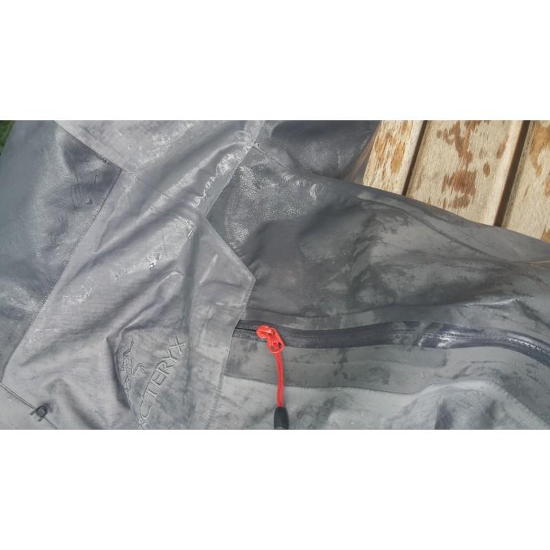 Image 1 from Lorenz of Arc'teryx - Beta LT Hybrid Jacket - Hardshell jacket