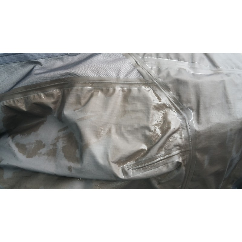 Image 4 from Lorenz of Arc'teryx - Beta LT Hybrid Jacket - Hardshell jacket