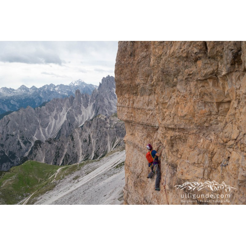 Image 1 from Erika of Arc'teryx - Women's AR 385a - Climbing harness
