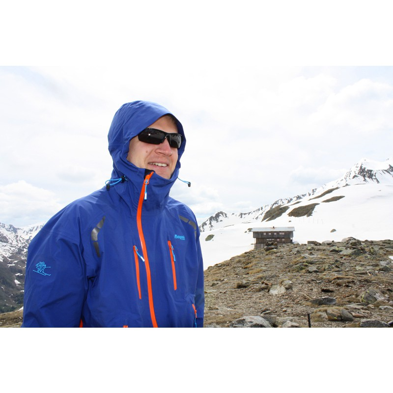 Image 1 from Robert of Bergans - Glittertind Jacket - Waterproof jacket