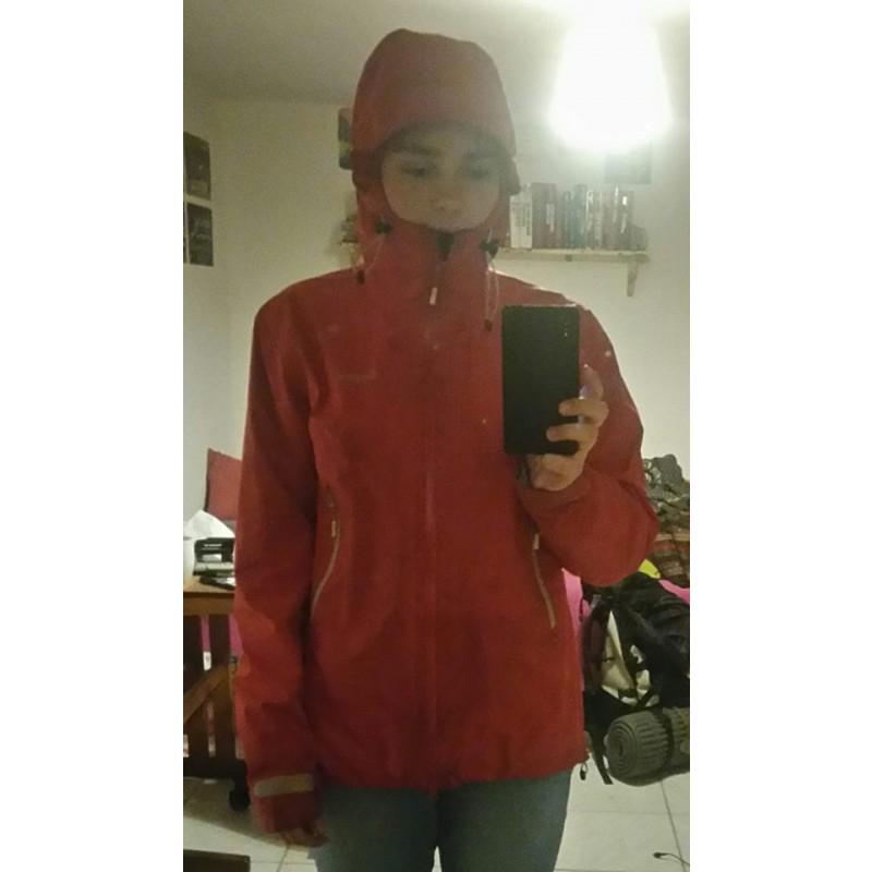 Image 1 from Rikke  of Bergans - Letto Lady Jacket - Hardshell jacket