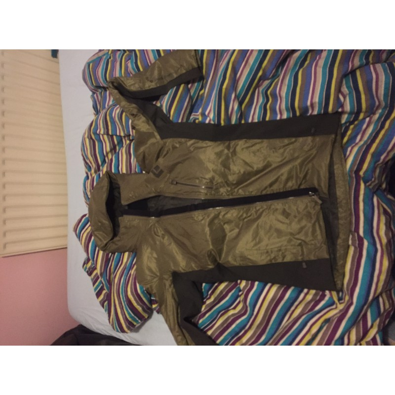 Image 1 from Jai of Black Diamond - Access Hybrid Hoody - Synthetic jacket