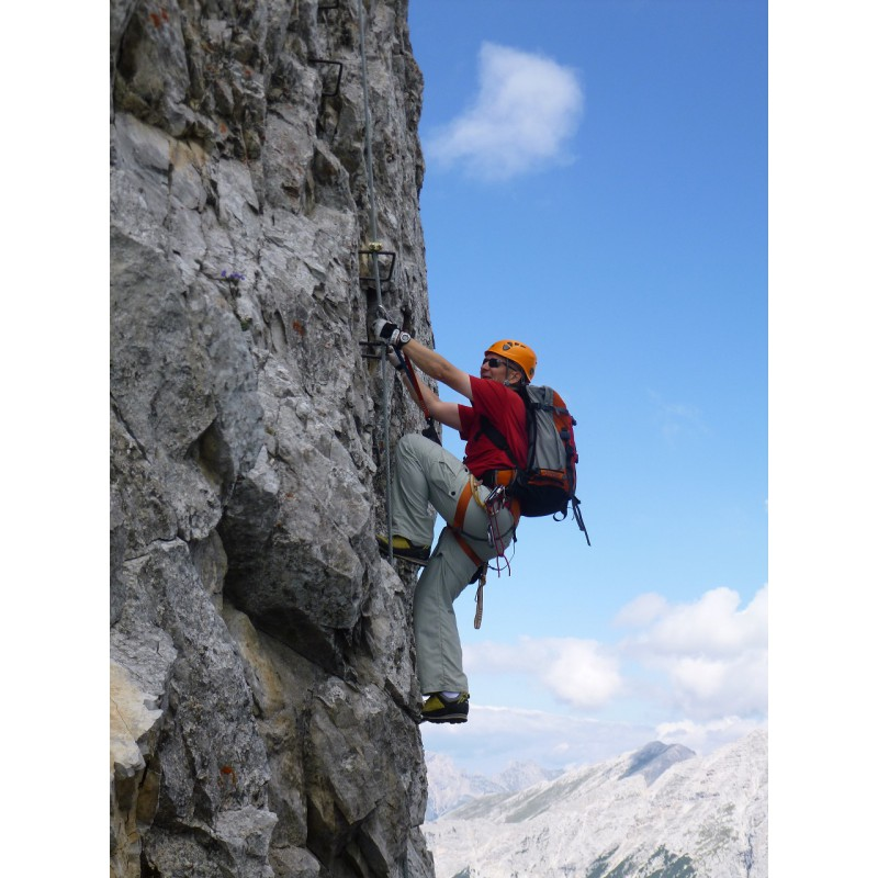 Image 1 from Joachim of Black Diamond - Couloir - Light-weight climbing harness
