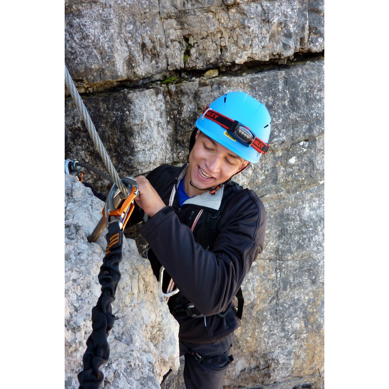 Image 1 from Oliver of Black Diamond - Easy Rider - Via ferrata set
