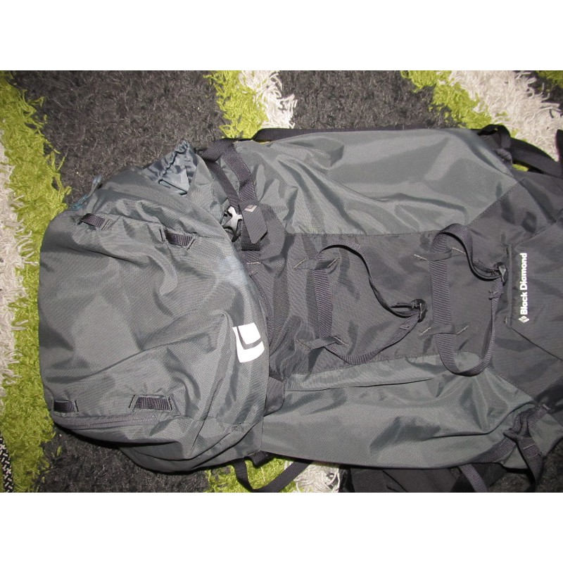 Image 1 from Johannes of Black Diamond - Epic 45 - Alpine backpack