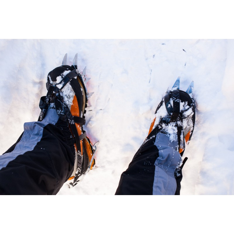 Image 1 from Richard of Black Diamond - Sabretooth stainless steel - Crampon