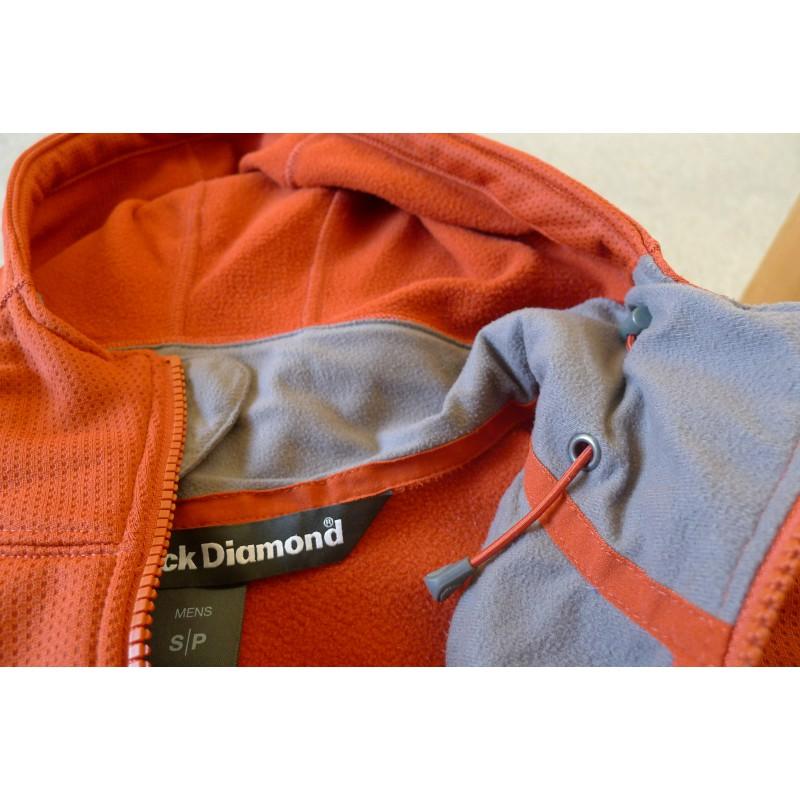 Image 1 from Bastian of Black Diamond - Solution Hoody - Fleece jacket