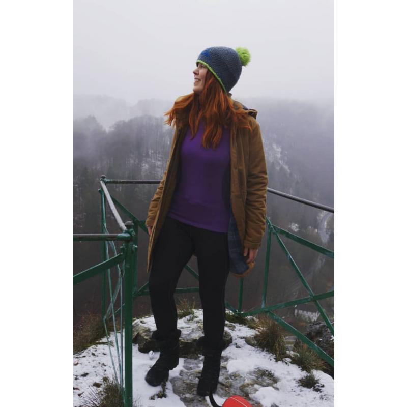 Image 1 from Jasmin of Bleed - Women's Guerilla Thermal Parka - Coat