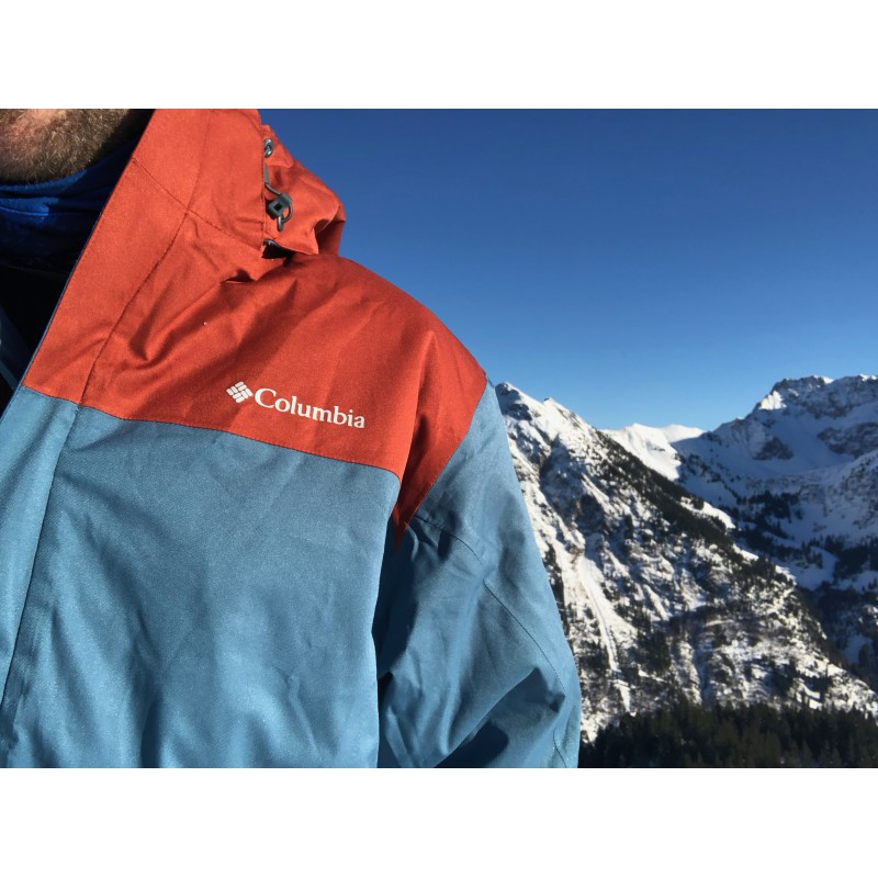 Image 1 from Björn of Columbia - Everett Mountain Jacket - Winter jacket